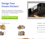 Screenshot Design Your Dream Kitchen