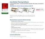 Smartdraw's Easy Kitchen Planning Software
