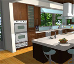 Screenshot Easycab Pro Kitchen 3D