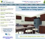 Planificadores de cocina online 3D | Diseñador de cocina 3D