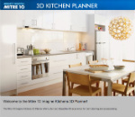 Mitre 3D kitchen online