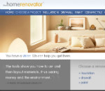 The Home Renovator online