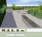 Planificador de jardines online 3d herramientas 3d for Planificador 3d